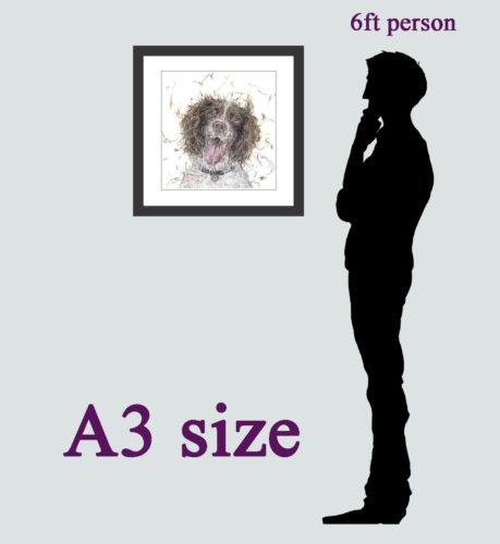 size A3 option