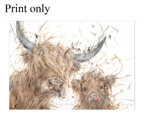 big coo little coo print only