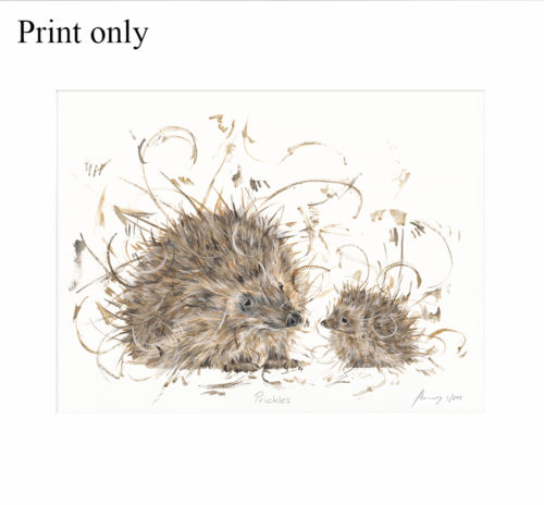 prickles print only