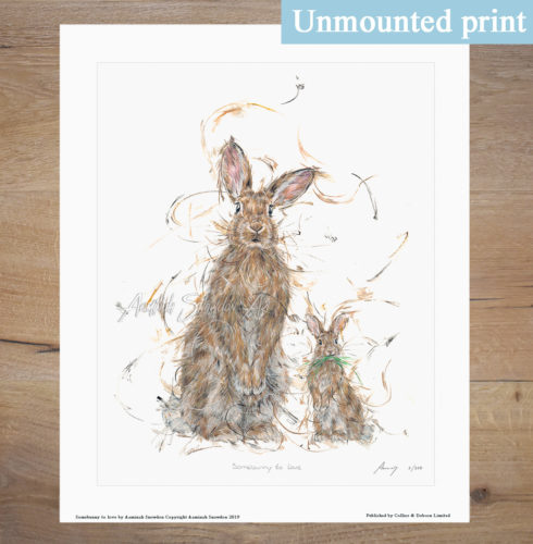 somebunny to love unmounted