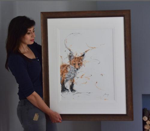 fox cub-300
