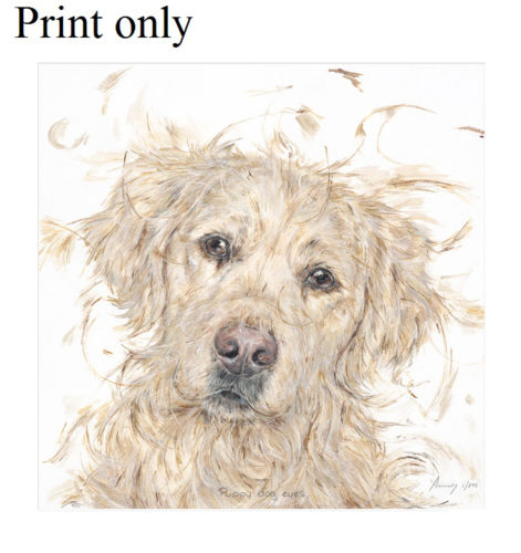 puppy dog eyes print only