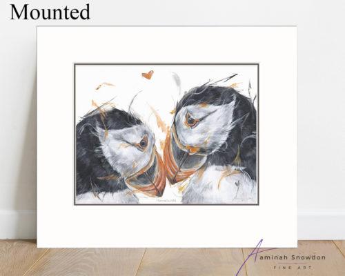 homebirds mounted